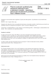 ČSN EN ISO 11126-3 Příprava ocelových podkladů před nanesením nátěrových hmot a obdobných výrobků - Specifikace nekovových otryskávacích prostředků - Část 3: Měděná struska