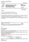 ČSN EN 61629-2 Aramidová lesklá lepenka pro elektrotechnické účely - Část 2: Zkušební metody