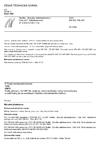 ČSN EN ISO 105-X07 Textilie - Zkoušky stálobarevnosti - Část X07: Stálobarevnost při přebarvování: vlna