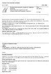 ČSN EN 1097-3 Zkoušení mechanických a fyzikálních vlastností kameniva - Část 3: Stanovení sypné hmotnosti a mezerovitosti volně sypaného kameniva
