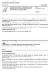 ČSN EN ISO/IEC 11159 Informační technologie - Kancelářská technika - Minimální informace, které mají být obsaženy ve specifikacích - Kopírovací stroje