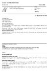 ČSN EN 60269-1 ed. 2 Pojistky nízkého napětí - Část 1: Všeobecné požadavky