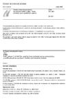 ČSN EN 1891 Osobní ochranné prostředky pro prevenci pádů z výšky - Nízko průtažná lana s opláštěným jádrem