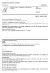 ČSN EN 61854 Venkovní vedení - Požadavky a zkoušky pro rozpěrky