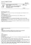 ČSN IEC 1000-2-6 Elektromagnetická kompatibilita (EMC) - Část 2: Prostředí - Oddíl 6: Určování úrovní emise nízkofrekvenčních rušení šířených vedením v síťovém napájení průmyslových závodů