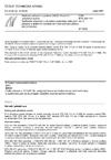 ČSN ETS 300 113 ed. 2 Rádiová zařízení a systémy (RES) - Pozemní pohyblivá služba - Technické vlastnosti a zkušební podmínky rádiových zařízení s anténním konektorem určených pro přenos dat (a hovoru)