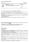 ČSN EN 1559-2 Slévárenství - Technické dodací podmínky - Část 2: Doplňkové požadavky na ocelové odlitky