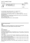 ČSN EN 10250-1 Ocelové výkovky volně kované pro všeobecné použití - Část 1: Všeobecné požadavky