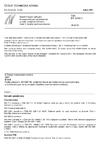 ČSN EN 12259-3 Stabilní hasicí zařízení - Komponenty pro sprinklerová a vodní sprejová zařízení - Část 3: Suché ventilové stanice