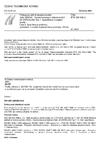 ČSN ETS 300 836-2 Přístupové sítě širokopásmového rádia (BRAN) - Vysokovýkonová rádiová místní síť (HIPERLAN) Typ 1 - Specifikace zkoušení shody - Část 2: Specifikace proformy prohlášení o shodě implementace protokolu (PICS)