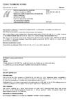 ČSN ETSI EN 301 489-15 V1.1.1 Elektromagnetická kompatibilita a rádiové spektrum (ERM) - Norma pro elektromagnetickou kompatibilitu (EMC) rádiových zařízení a služeb - Část 15: Specifické podmínky pro obchodně dostupná radioamatérská zařízení