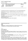ČSN EN 10256 Nedestruktivní zkoušení ocelových trubek - Kvalifikace a způsobilost pracovníků nedestruktivního zkoušení pro stupeň 1 a 2