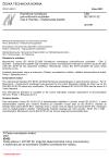 ČSN IEC 60191-2Z Rozměrová normalizace polovodičových součástek - Část 2: Rozměry - Čtyřiadvacátý doplněk