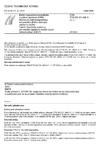 ČSN ETSI EN 301 489-6 V1.1.1 Elektromagnetická kompatibilita a rádiové spektrum (ERM) - Norma pro elektromagnetickou kompatibilitu (EMC) rádiových zařízení a služeb - Část 6: Specifické podmínky pro zařízení digitálních bezšňůrových telekomunikací (DECT)