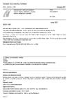 ČSN EN 13402-1 Označování velikosti oblečení - Část 1: Pojmy, definice a postup měření tělesných rozměrů