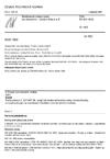 ČSN EN ISO 4035 Šestihranné matice nízké (se zkosením) - Výrobní třída A a B