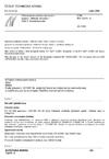 ČSN EN 13274-5 Ochranné prostředky dýchacích orgánů - Metody zkoušení - Část 5: Kondicionování