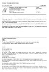 ČSN ISO 9386-1 Poháněné zdvihací plošiny pro osoby s omezenou pohyblivostí - Bezpečnostní předpisy, rozměry a provoz - Část 1: Svislé zdvihací plošiny