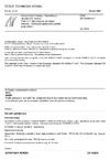 ČSN EN 50289-3-7 Komunikační kabely - Specifikace zkušebních metod - Část 3-7: Mechanické zkušební metody - Odolnost kabelového pláště proti oděru