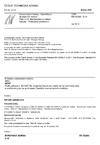 ČSN EN 50289-3-12 Komunikační kabely - Specifikace zkušebních metod - Část 3-12: Mechanické zkušební metody - Poškození brokovnicí