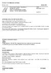 ČSN EN 50289-3-16 Komunikační kabely - Specifikace zkušebních metod - Část 3-16: Mechanické zkušební metody - Tahové vlastnosti kabelu