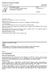 ČSN EN 50290-2-23 Komunikační kabely - Část 2-23: Společná pravidla návrhu a konstrukce - Izolace PE