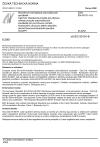 ČSN EN 60191-6-8 Rozměrová normalizace polovodičových součástek - Část 6-8: Všeobecná pravidla pro přípravu výkresů pouzder polovodičových součástek pro povrchovou montáž - Konstrukční návod pro sklem utěsněná plochá čtvercová keramická pouzdra (G-QFP)