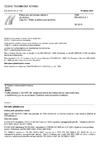 ČSN EN 45510-8-1 Pokyn pro pořizování zařízení elektráren - Část 8-1: Řídicí a přístrojová technika