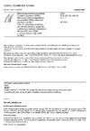 ČSN ETSI EN 301 489-23 V1.1.1 Elektromagnetická kompatibilita a rádiové spektrum (ERM) - Norma pro elektromagnetickou kompatibilitu (EMC) rádiových zařízení a služeb - Část 23: Specifické podmínky pro rádiové zařízení, opakovač a přidružené zařízení základnové stanice (BS), pro CDMA s přímým šířením, IMT-2000 (UTRA)