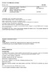 ČSN EN 50289-3-2 Komunikační kabely - Specifikace zkušebních metod - Část 3-2: Mechanické zkušební metody - Pevnost v tahu a prodloužení jádra