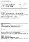 ČSN ISO/IEC 10021-8 Informační technologie - Systémy zprostředkování zpráv (MHS) - Část 8: Služba předávání zpráv elektronickou výměnou dat