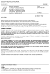 ČSN EN 61162-401 Námořní navigační a radiokomunikační zařízení a systémy - Digitální rozhraní - Část 401: Více mluvčích a více posluchačů - Propojení lodních systémů - Aplikační profil
