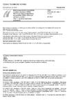 ČSN ETSI EN 301 489-1 V1.3.1 Elektromagnetická kompatibilita a rádiové spektrum (ERM) - Norma pro elektromagnetickou kompatibilitu (EMC) rádiových zařízení a služeb - Část 1: Společné technické požadavky