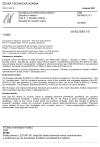 ČSN EN 60512-3-1 Konektory pro elektronická zařízení - Zkoušky a měření - Část 3-1: Zkoušky izolace - Zkouška 3a: Izolační odpor