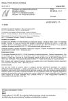 ČSN EN 60512-11-11 Konektory pro elektronická zařízení - Zkoušky a měření - Část 11-11: Klimatické zkoušky - Zkouška 11k: Nízký tlak vzduchu
