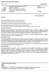ČSN EN 60512-6-4 Konektory pro elektronická zařízení - Zkoušky a měření - Část 6-4: Zkoušky dynamickým namáháním - Zkouška 6d: Vibrace (sinusové)