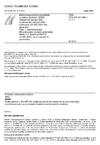ČSN ETSI EN 301 908-1 V1.1.1 Elektromagnetická kompatibilita a rádiové spektrum (ERM) - Základnové stanice (BS) a uživatelská zařízení (UE) buňkových sítí IMT-2000 třetí generace - Část 1: Harmonizovaná EN pokrývající základní požadavky článku 3.2 Směrnice R&TTE na IMT-2000, úvod a společné požadavky