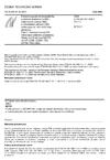 ČSN ETSI EN 301 908-7 V1.1.1 Elektromagnetická kompatibilita a rádiové spektrum (ERM) - Základnové stanice (BS) a uživatelská zařízení (UE) buňkových sítí IMT-2000 třetí generace - Část 7: Harmonizovaná EN pokrývající základní požadavky článku 3.2 Směrnice R&TTE na IMT-2000, CDMA TDD (UTRA TDD) (BS)
