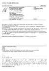 ČSN ETSI EN 301 908-8 V1.1.1 Elektromagnetická kompatibilita a rádiové spektrum (ERM) - Základnové stanice (BS) a uživatelská zařízení (UE) buňkových sítí IMT-2000 třetí generace - Část 8: Harmonizovaná EN pokrývající základní požadavky článku 3.2 Směrnice R&TTE na IMT-2000, TDMA s jednou nosnou (UWC 136) (UE)