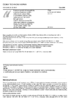 ČSN ETSI EN 301 908-6 V1.1.1 Elektromagnetická kompatibilita a rádiové spektrum (ERM) - Základnové stanice (BS) a uživatelská zařízení (UE) buňkových sítí IMT-2000 třetí generace - Část 6: Harmonizovaná EN pokrývající základní požadavky článku 3.2 Směrnice R&TTE na IMT-2000, CDMA TDD (UTRA TDD) (UE)