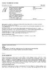 ČSN ETSI EN 301 908-5 V1.1.1 Elektromagnetická kompatibilita a rádiové spektrum (ERM) - Základnové stanice (BS) a uživatelská zařízení (UE) buňkových sítí IMT-2000 třetí generace - Část 5: Harmonizovaná EN pokrývající základní požadavky článku 3.2 Směrnice R&TTE na IMT-2000, CDMA s více nosnými (cdma2000) (BS)
