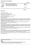 ČSN EN 62219 Vodiče venkovního elektrického vedení - Vodiče z tvarovaných drátů s koncentrickými slaněnými vrstvami