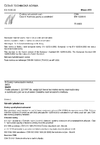 ČSN EN 12255-9 Čistírny odpadních vod - Část 9: Kontrola pachů a odvětrání