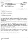 ČSN EN 60684-3-403 až 405 Ohebné izolační trubičky - Část 3: Specifikace jednotlivých typů trubiček - Listy 403 až 405: Trubičky ze skelné tkaniny s akrylátovým povlakem