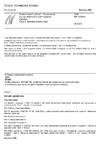 ČSN EN 12259-5 Stabilní hasicí zařízení - Komponenty pro sprinklerová a vodní sprejová zařízení - Část 5: Spínače průtoku vody