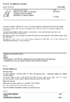 ČSN EN 13972 Tuhé plastové obaly - Definice jmenovitého, skutečného a úplného objemu a měření skutečného a úplného objemu
