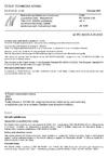 ČSN EN 60335-2-25 ed. 4 Elektrické spotřebiče pro domácnost a podobné účely - Bezpečnost - Část 2-25: Zvláštní požadavky na mikrovlnné trouby včetně kombinovaných mikrovlnných trub