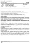 ČSN ISO 10303-511 Automatizované průmyslové systémy a integrace - Prezentace dat o výrobku a jejich výměna - Část 511: Aplikace konstrukčního vyjádření: Topologicky ohraničený povrch