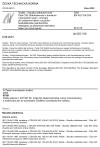 ČSN EN ISO 105-C09 Textilie - Zkoušky stálobarevnosti - Část C09: Stálobarevnost v domácím a komerčním praní - Chování při oxidačním bělení s použitím bezfosfátového standardního detergentu za přítomnosti aktivátoru bělení při nízké teplotě