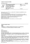 ČSN ETSI EN 301 489-1 V1.4.1 Elektromagnetická kompatibilita a rádiové spektrum (ERM) - Norma pro elektromagnetickou kompatibilitu (EMC) rádiových zařízení a služeb - Část 1: Společné technické požadavky